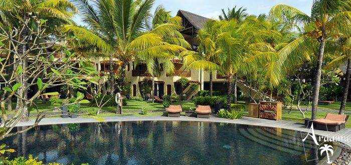 Mauritius, Royal Palm Beachcomber Luxury******