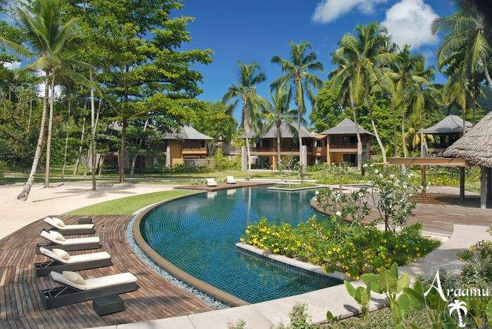 Constance Ephelia Resort of Seychelles