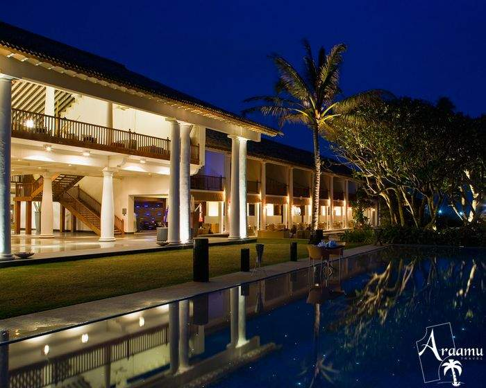 Sri Lanka, The Fortress Hotel & Spa*****
