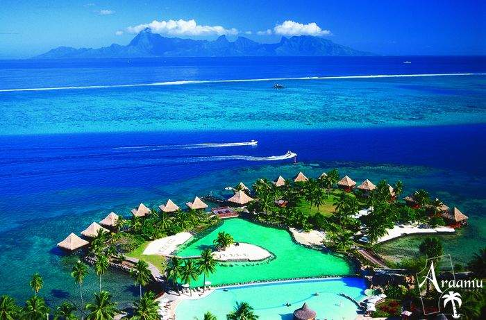 Tahiti, Intercontinental Tahiti Resort*****