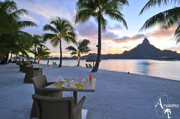 Bora Bora, Intercontinental Bora Bora Resort & Thalasso Spa*****