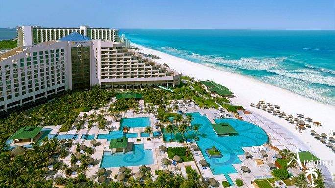 Mexikó, Iberostar Cancun*****