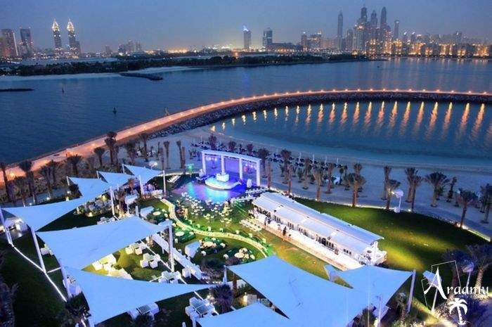 Rixos The Palm Dubai*****