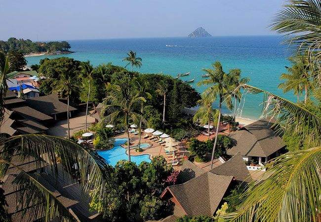 Thaiföld, Holiday Inn Resort Phi Phi Island****