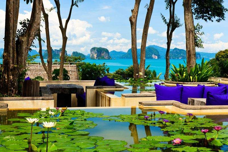 Thaiföld, Six Senses Yao Noi & Spa*****