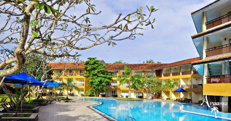 Sri Lanka, The Palms****