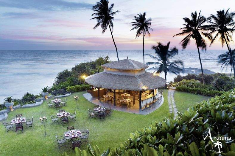 Sri Lanka, Vivanta By Taj Bentota*****