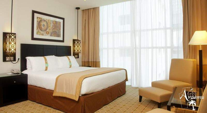 Dubai, Holiday Inn Al Barsha****