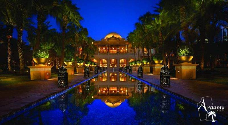 Dubai, The Palace At One& Only Royal Mirage******