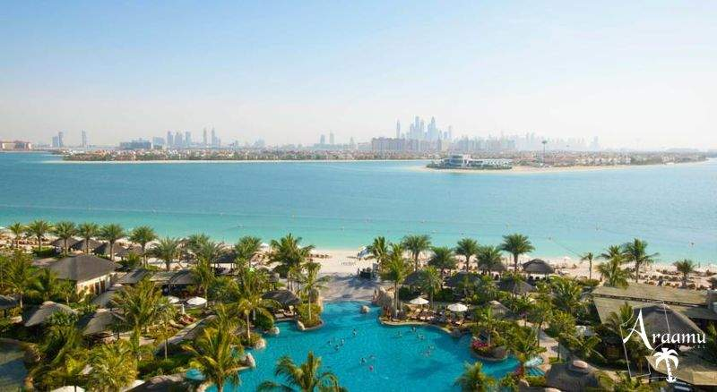 Dubai, Sofitel Dubai The Palm*****