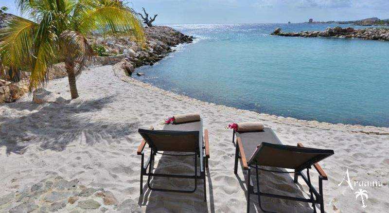 Curacao, Baoase Luxury Resort*****