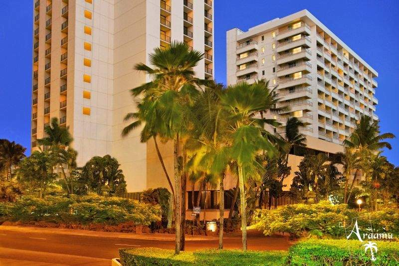 Hawaii, Hyatt Place Waikiki***