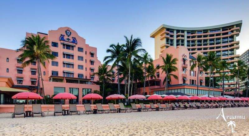 Hawaii, The Royal Hawaiian*****