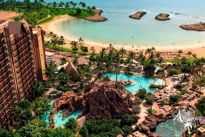 Hawaii, Aulani, A Disney Resort & Spa****+
