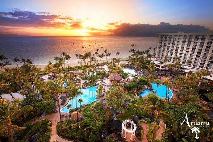 Hawaii, Westin Kaanapali Ocean Resort Villas****