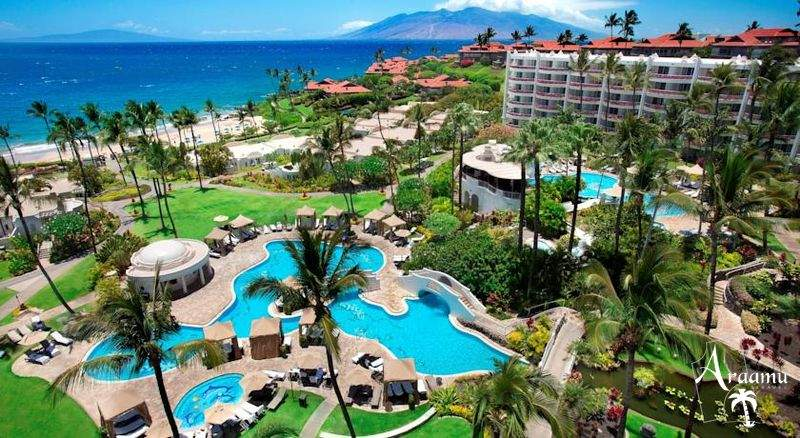 Hawaii, Fairmont Kea Lani Resort****+