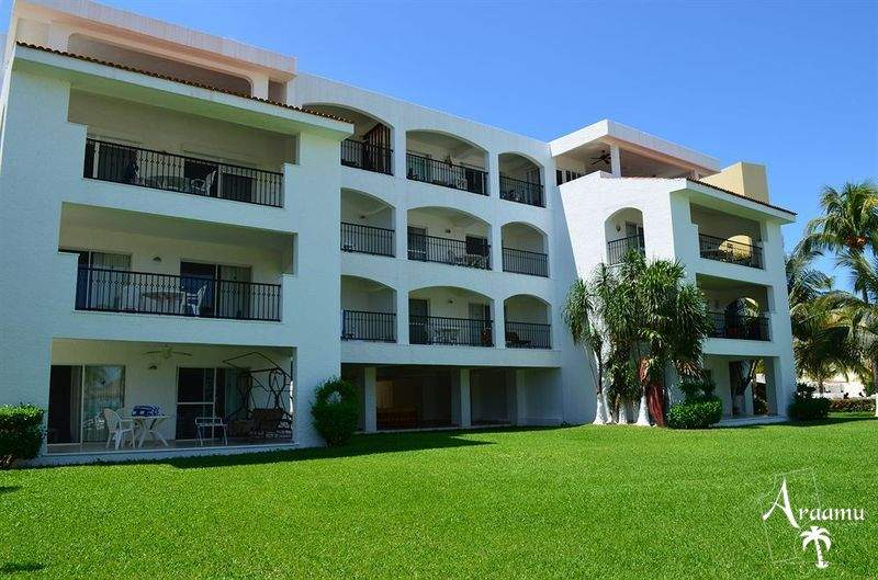 Mexikó, Beachscape Kin Ha Villas & Suites***