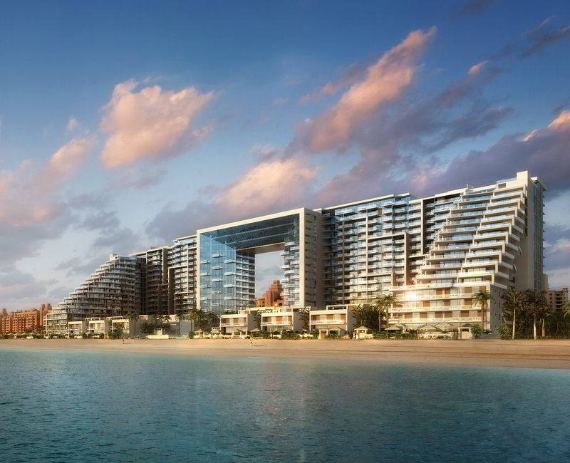 Dubai, Five Palm Jumeirah*****