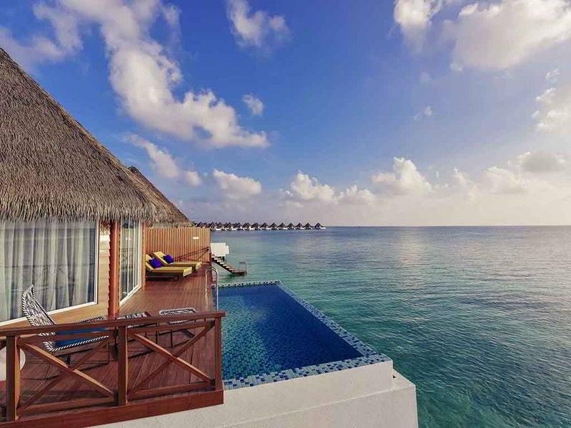 Mercure Maldives Kooddoo Resort****