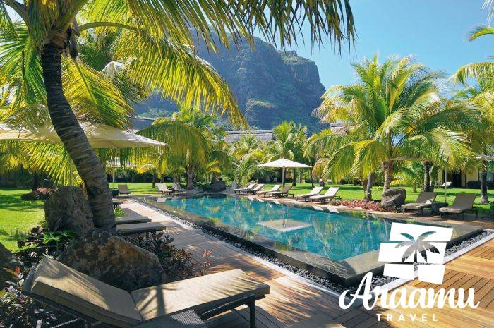 Mauritius, Dinarobin Beachcomber Golf Resort & Spa*****+