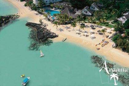Mauritius, Merville Beach produced by LUX***