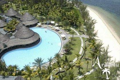 Mauritius, Indian Resort & Spa****