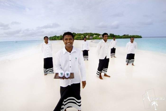 Banyan Tree Madivaru, Maldives