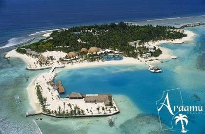 Holiday Inn Resort Kandooma - Maldív-szigetek utazás, nászút és esküvő