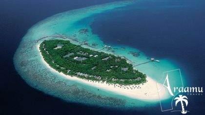 Reethi Beach Resort - Maldív-szigetek utazás, nászút és esküvő