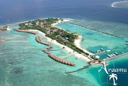 Sheraton Maldives Full Moon - Maldív-szigetek utazás, nászút és esküvő