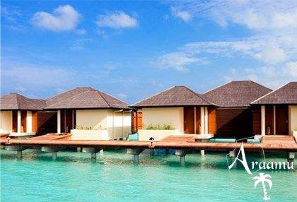 Maldív-szigetek, The Haven Maldives*****
