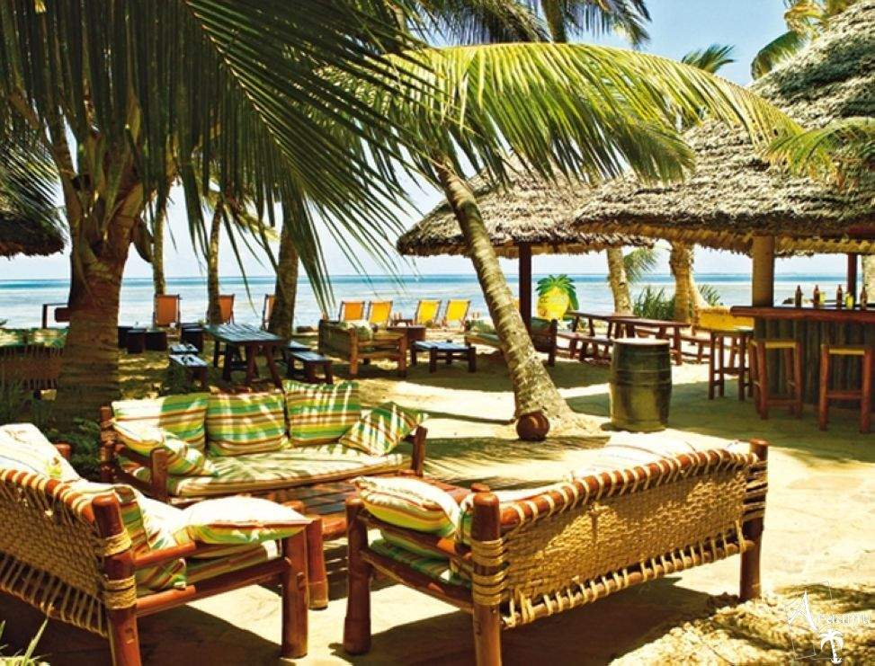 Kenya, Sarova Whitesands Beach Resort Hotel****