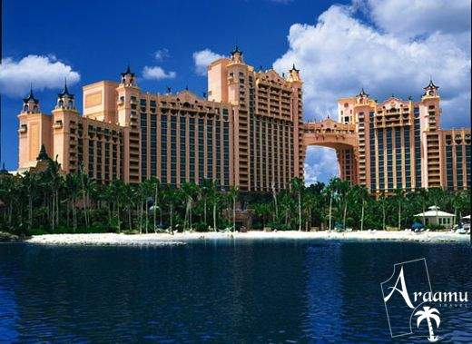 Bahamák, Atlantis Royal Towers*****