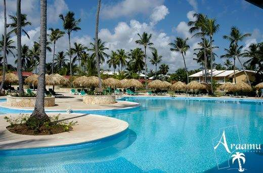 Dominika, Grand Palladium Bavaro Suites*****