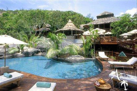 Constance Lémuria Resort of Praslin*****+