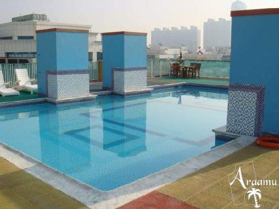 Dubai, Golden Sands Apart Hotel***