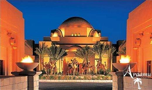 Dubai, Arabian Court at One&Only Royal Mirage******