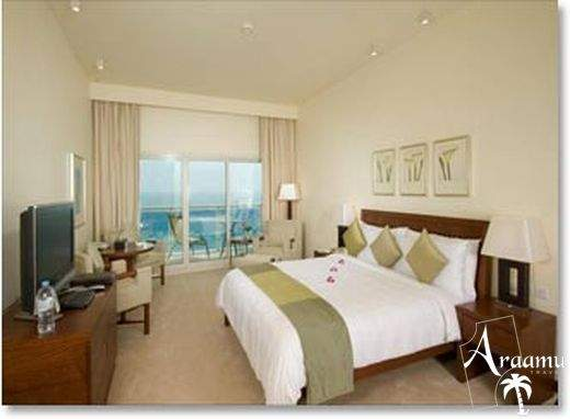 Dubai, Radisson Blue Fujairah Resort and Spa*****