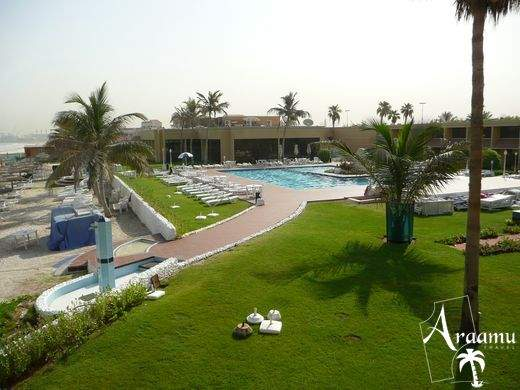 Dubai, Lou Lou\' a Beach Resort***