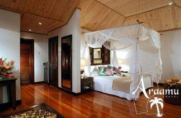 Seychelle-szigetek, Four Seasons Resort Seychelles at Desroches Island*****