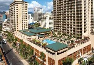 Embassy Suites Waikiki Beach Walk ***+