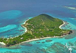 Petit St. Vincent Private Island