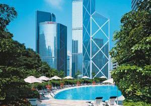 Island Shangri-La Hotel Hongkong