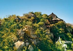 Ulusaba – Sir Richard Branson's Private Game Reserve Selection
