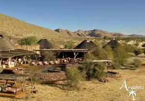 Tswalu Kalahari Reserve Selection