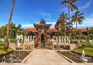 Bali Garden Beach Resort ***+