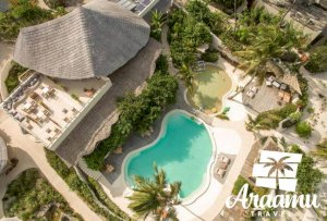 Zanzibar White Sand Luxury Villas & Spa *****