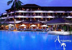 Nusa Dua Beach Hotel & Spa *****+